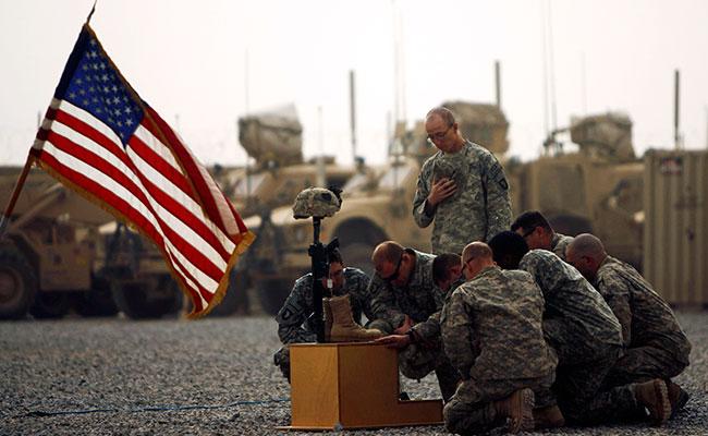 La guerra más larga en la historia de EU está en Afganistán y así se ha desarrollado