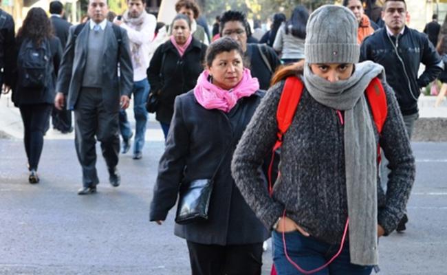 ¿Hasta cuándo se acabará el frío en el territorio nacional?