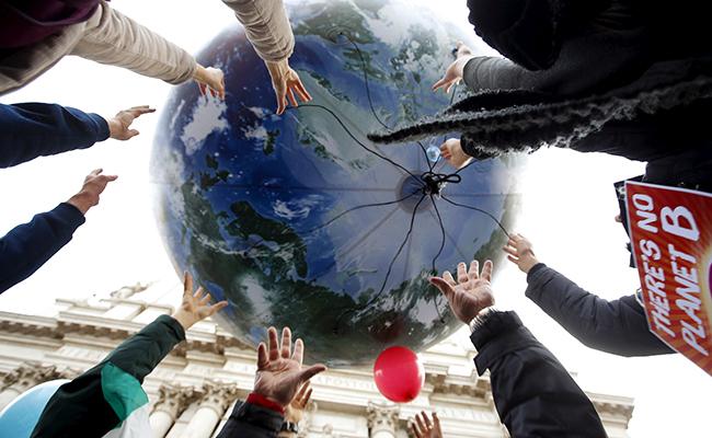 Italia, Francia y Alemania rechazan renegociación del Acuerdo de París