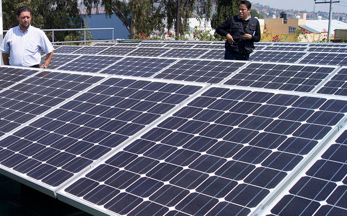 Europa, interesada en energA�a solar producida en MA�xico