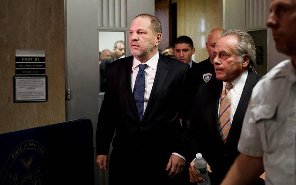 Juez anula uno de los cargos de agresión sexual contra Weinstein