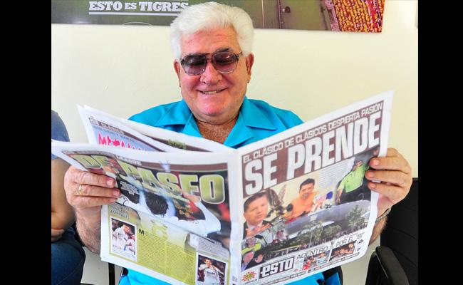 Fallece Carlos Miloc, legendario entrenador de Tigres