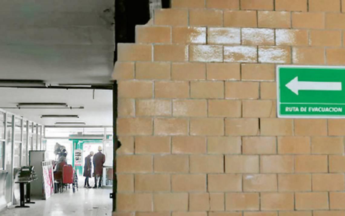 A siete meses de S19, inicia rehabilitaciA?n en 10 edificios del IPN