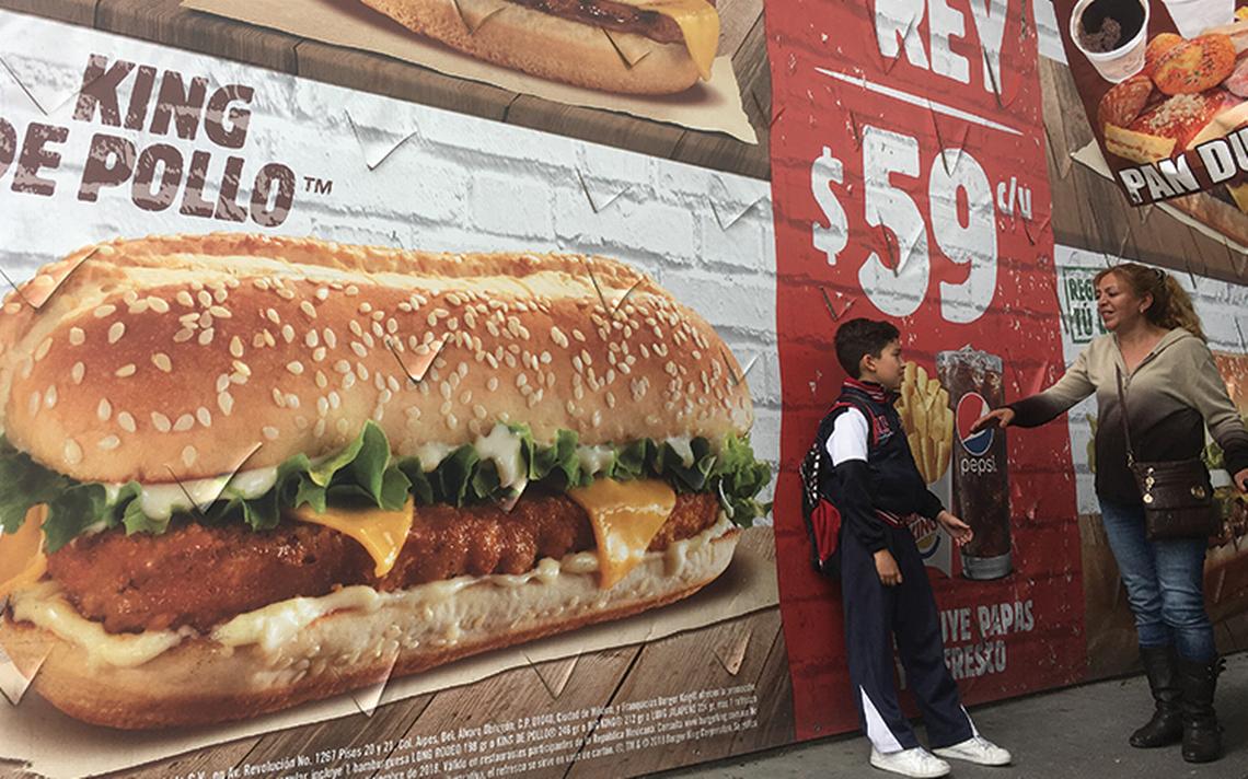 #DATA   Fast food da empleo a 1.6 millones de mexicanos