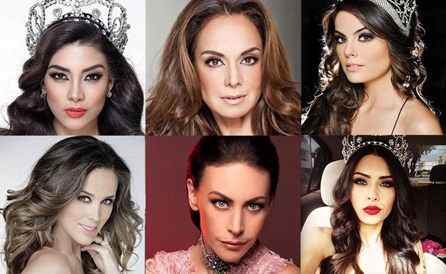 ¿Quién es la representante de México en Miss Universo?
