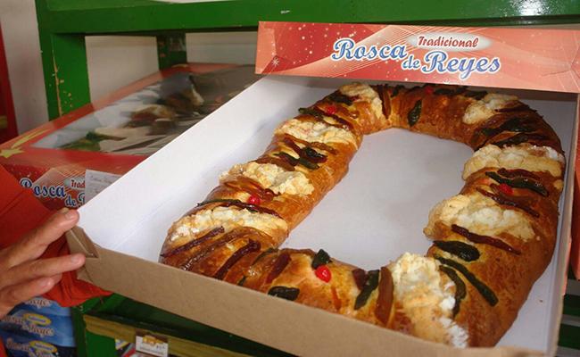 Esperan panaderos de Zamora repunte con la venta de Rosca de Reyes