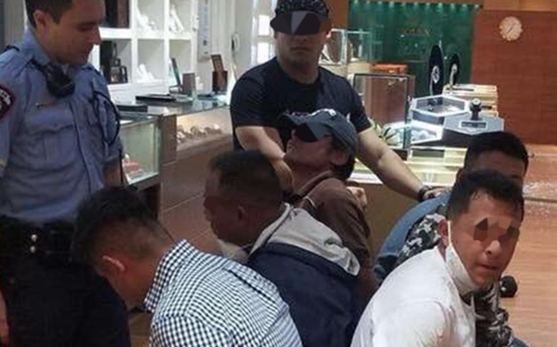 Mexicanos acusados de intento de robo de joyería en McAllen son inmigrantes