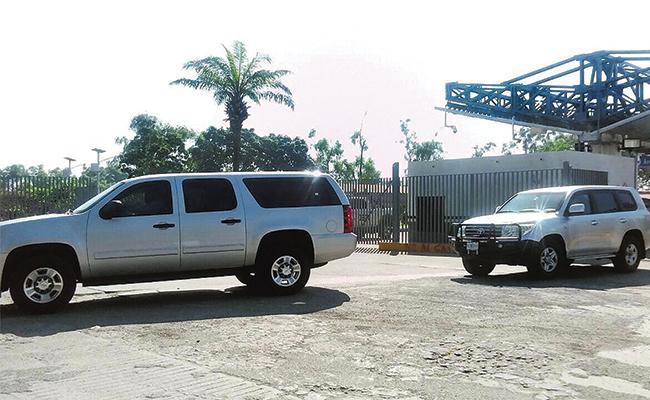 Embajadora de EU en México recorre la frontera sur