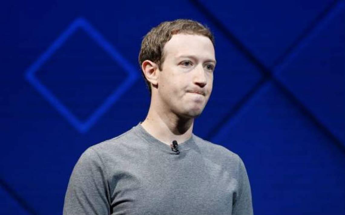 Caen acciones de Facebook por escándalo de filtración de datos en campaña electoral en EU