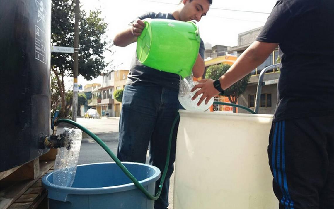 Gobierno capitalino redobla esfuerzos en la lucha por cuidar el agua