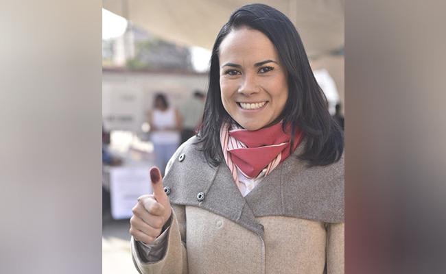 Funcionarios públicos demuestran participación electoral en el Edomex