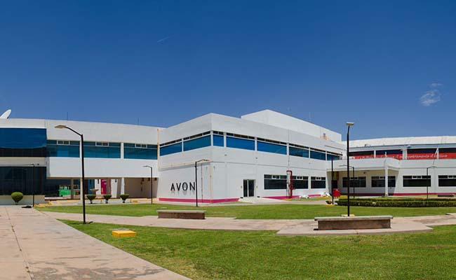 Planta de Celaya, la más grande que Avon Cosmetics tiene en el mundo