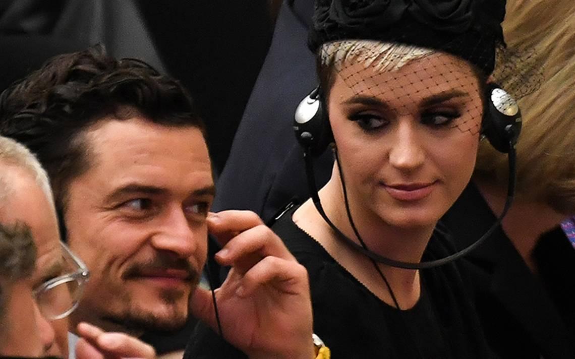 Katy Perry y Orlando Bloom se reencuentran gracias… A?al Papa!