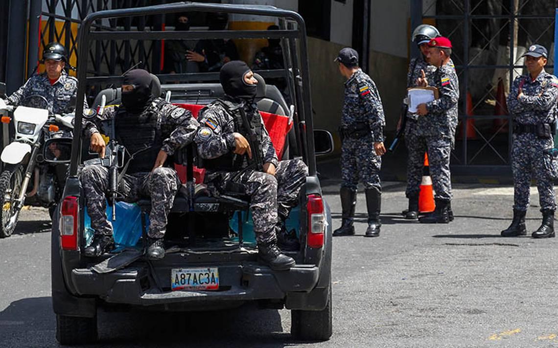Motín en penal de Venezuela deja al menos 11 muertos