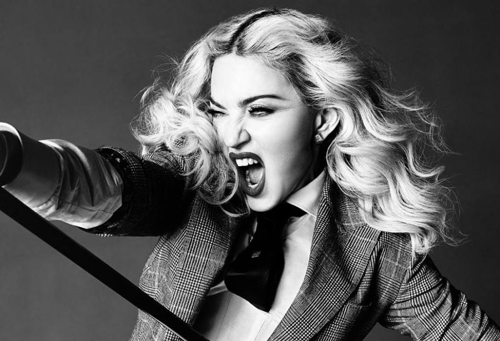 Madonna enfurece tras revelarse cinta sobre su vida