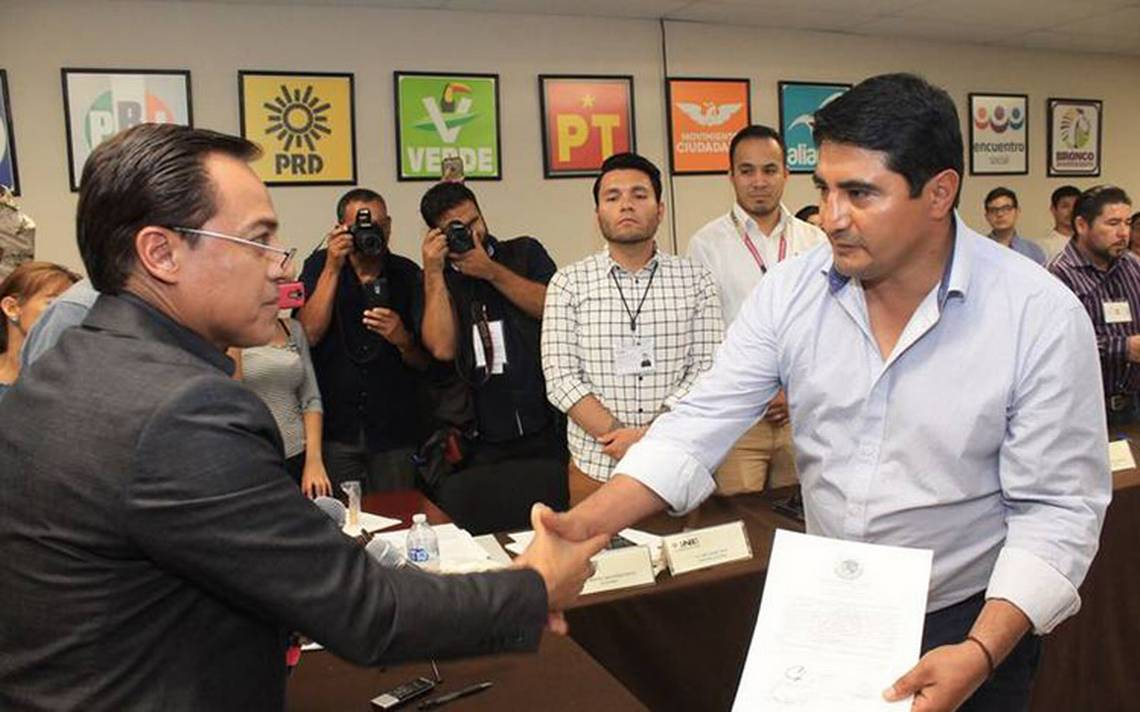 Érik Terrible Morales gana una diputación federal en Tijuana