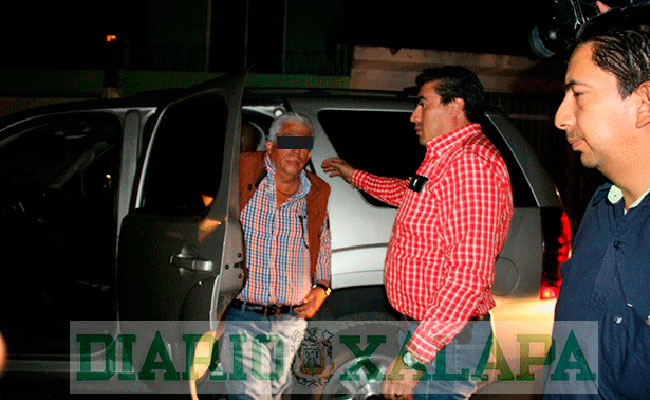 Detienen a otro funcionario de la administración de Javier Duarte