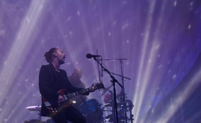 Radiohead dará show en Tel Aviv pese a presión de Roger Waters