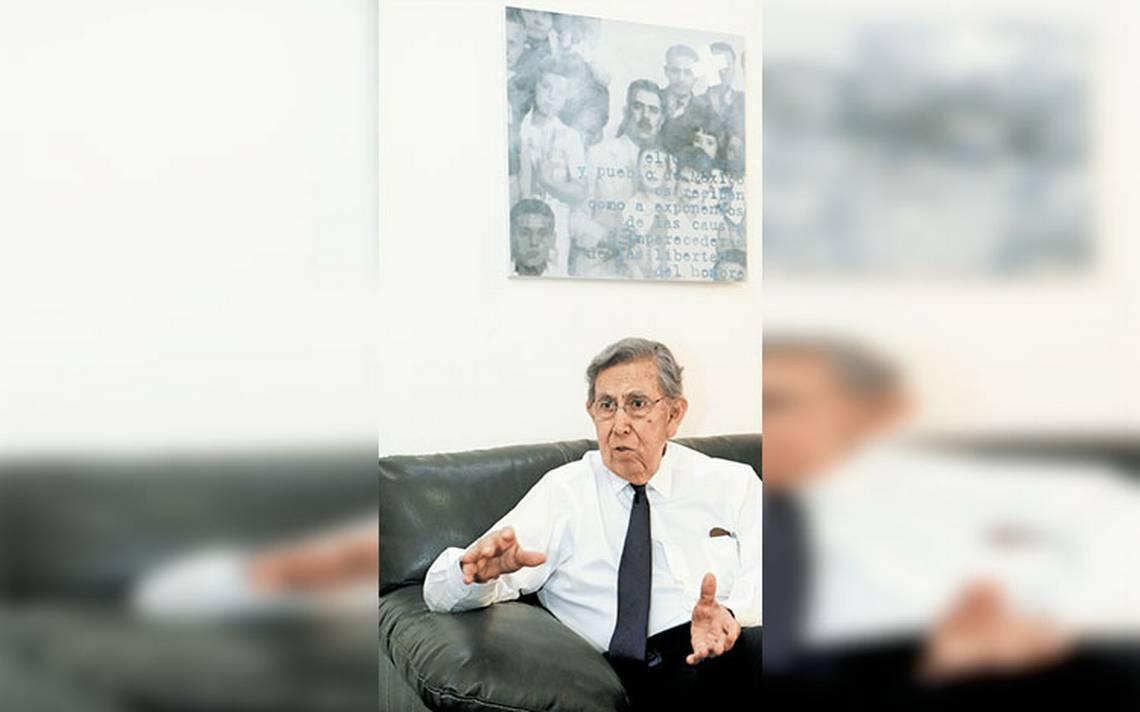 AMLO me ofreció Pemex: Cuauhtémoc Cárdenas