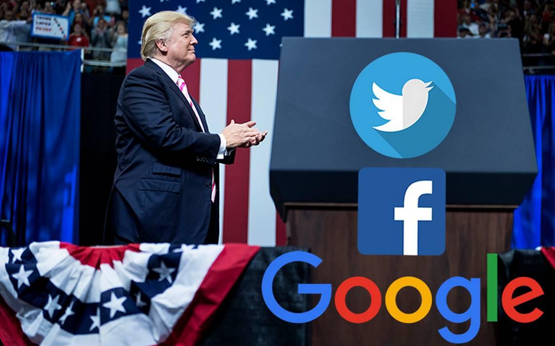 Facebook, Google y Twitter testificarán sobre injerencia rusa en elecciones de EU