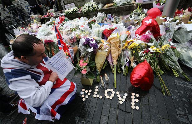 Sube a tres el número de franceses muertos en atentado de Londres