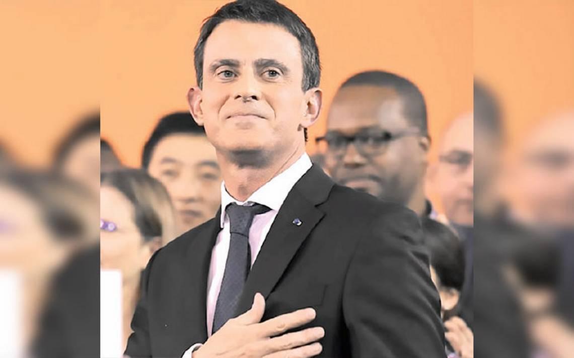 Manuel Valls, exministro francés va por alcaldía de Barcelona