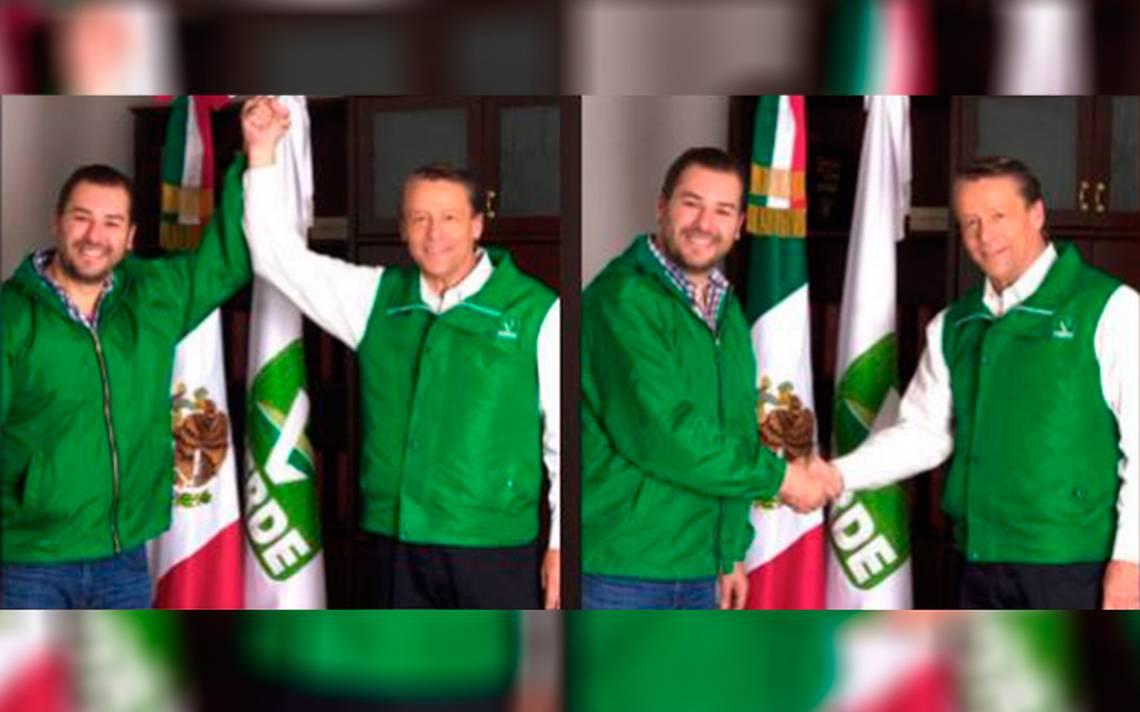 Alfredo Adame le dice no a Morena: buscará alcaldía de Tlalpan con el PVEM