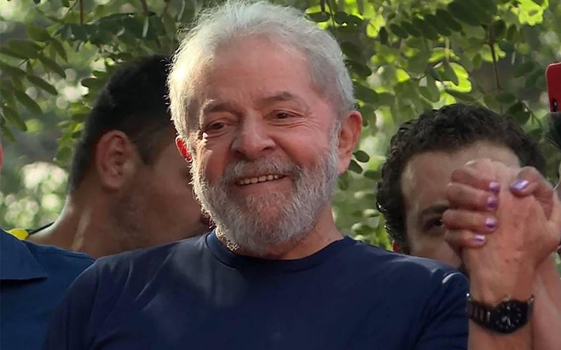 Voy a aceptar el mandato de prisión: Lula da Silva