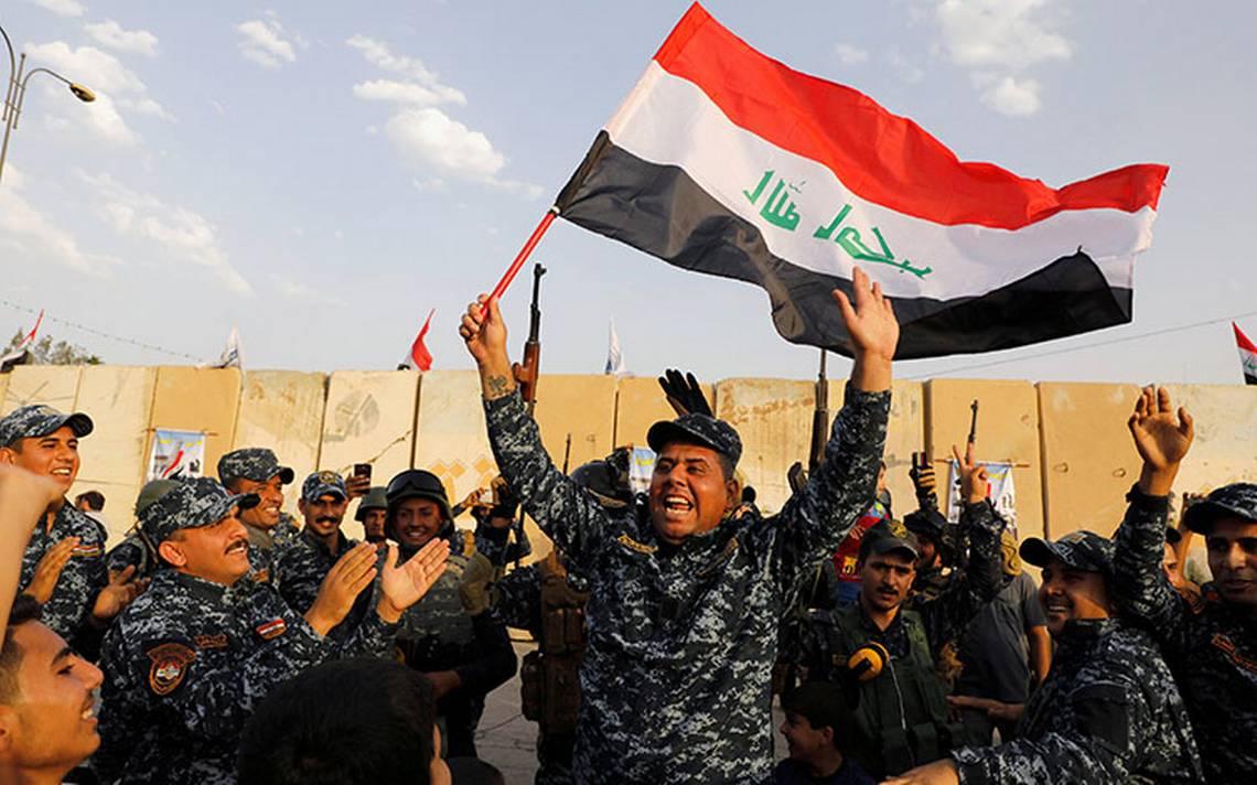 El final de la guerra en Irak: declara su victoria sobre el Estado Islámico
