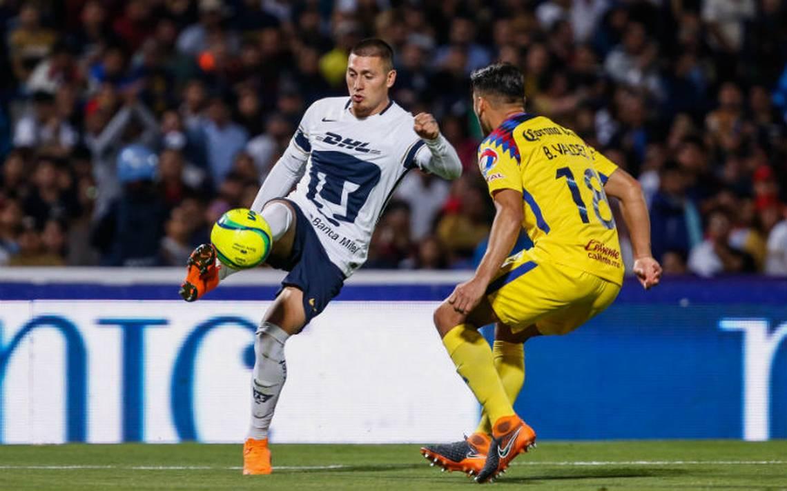 Nico Castillo hace oficial su salida de Pumas