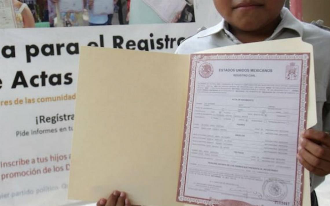 Prohíben registrar bebés con nombres raros, denigrantes y chistosos que causen burla
