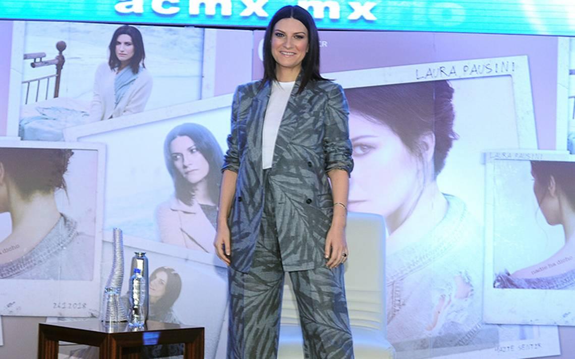 Laura Pausini reconoce que no ha cambiado desde que empezó su carrera musical