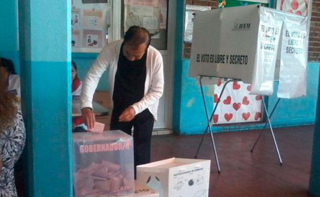 Reportan 99.5% de las casillas para votar ya instaladas en Edomex