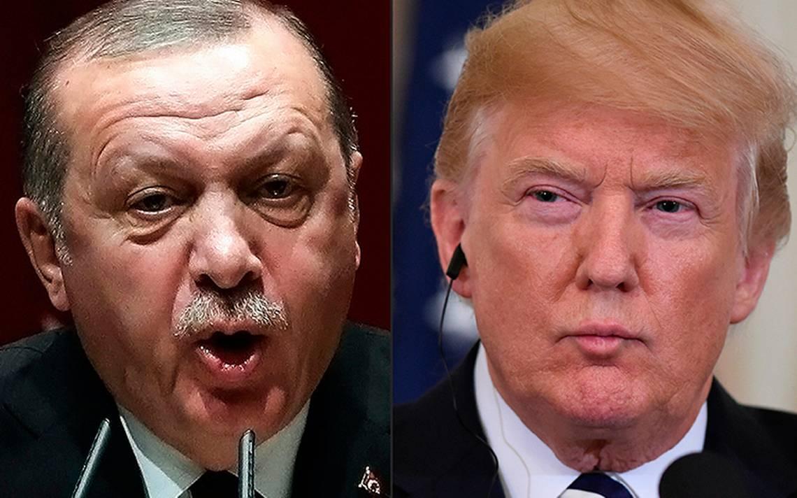 EU puede perdernos como socio estratégico, responde Erdogan a Trump