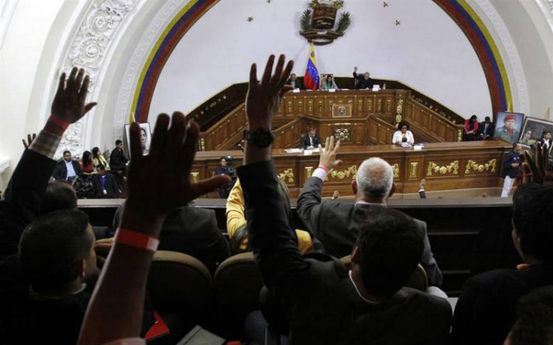 """Constituyente venezolana inicia juicio a oposición """"por traición a la patria"""""""