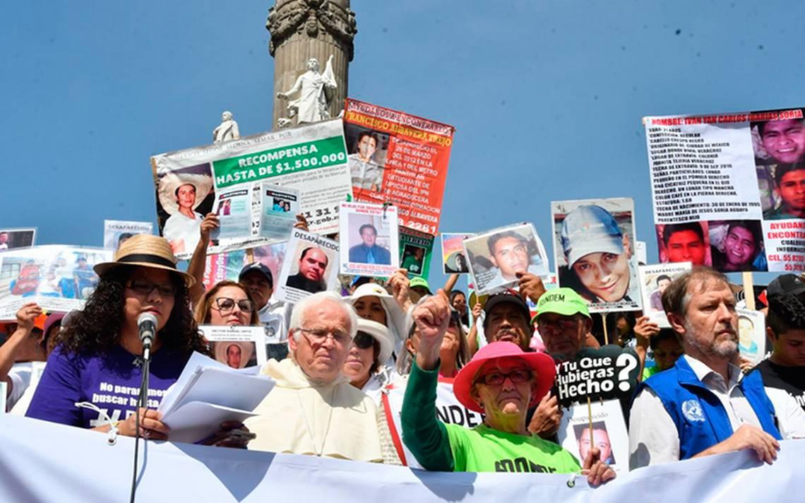Lamenta ONU que México frene a comité de desaparecidos