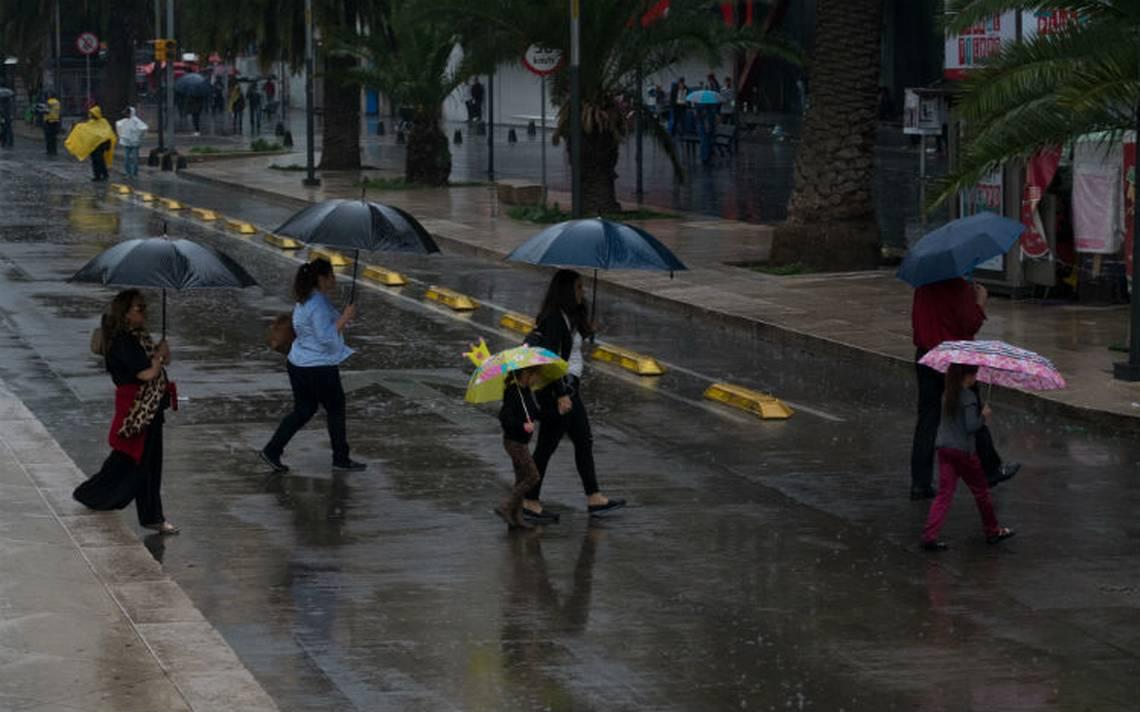 Lluvia y actividad eléctrica este lunes por cruce de onda tropical 32 en el país