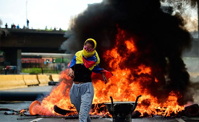 Se eleva a 23 el número de muertes en Venezuela tras protestas