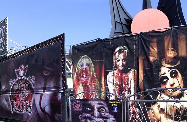 Conoce el Circo de los Temores, ¿vas a ir o te da miedo?