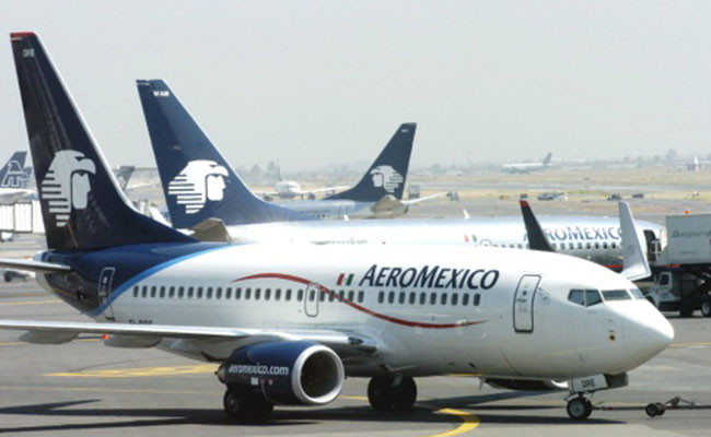 Cierra Aeroméxico 10 vuelos a Chihuahua y afecta a sector empresarial y turístico