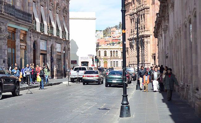 Abandonaron inquilinos el Centro Histórico de Zacatecas