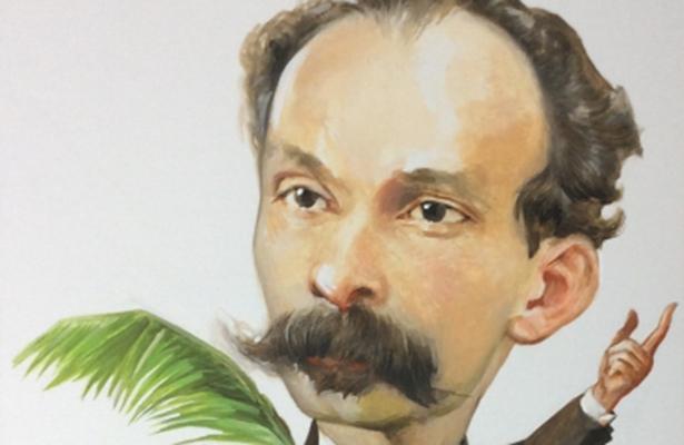 José Martí brilló por su poesía y sus ideas libertarias