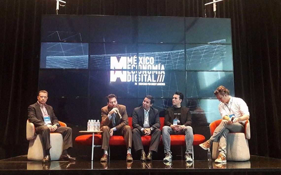 Líderes de la tecnología se reúnen en foro México Economía Digital