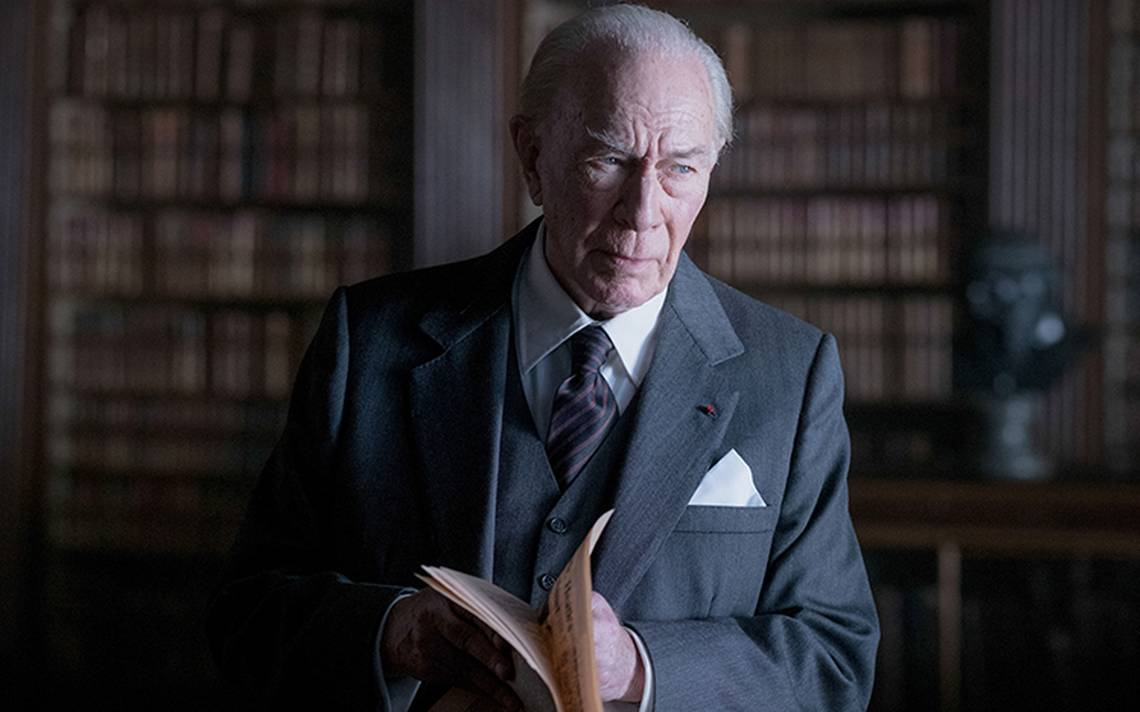"""Christopher Plummer sustituyó a Kevin Spacey en el filme """"All the Money in the World"""""""