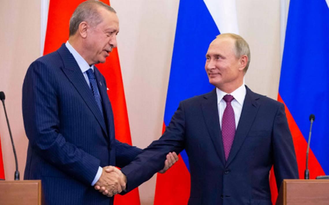 Putin y Erdogan preparan el fin de la guerra para evitar carnicería humana
