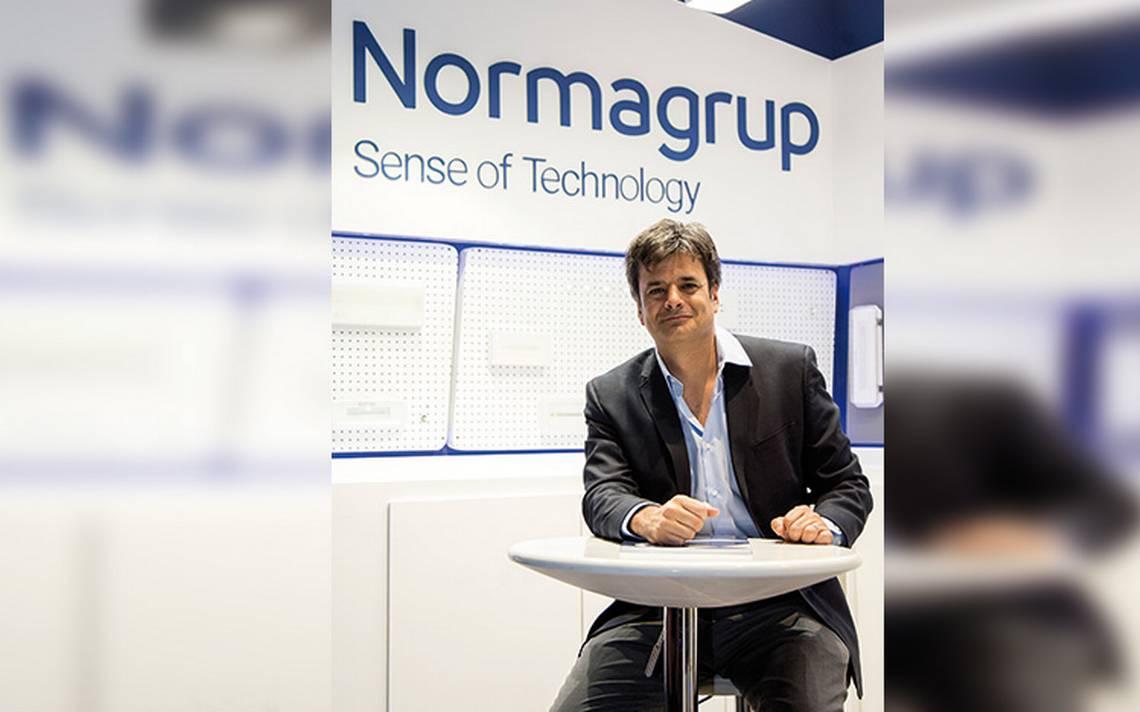 Normagrup ve como negocio potencial para desarrollo de su industria a MA�xico