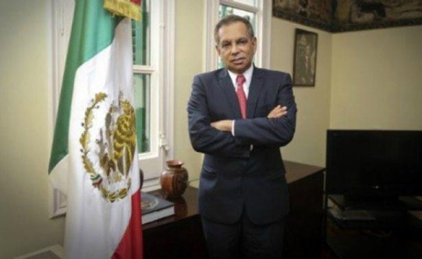 Fidel Herrera, cónsul de México en Barcelona presenta su renuncia