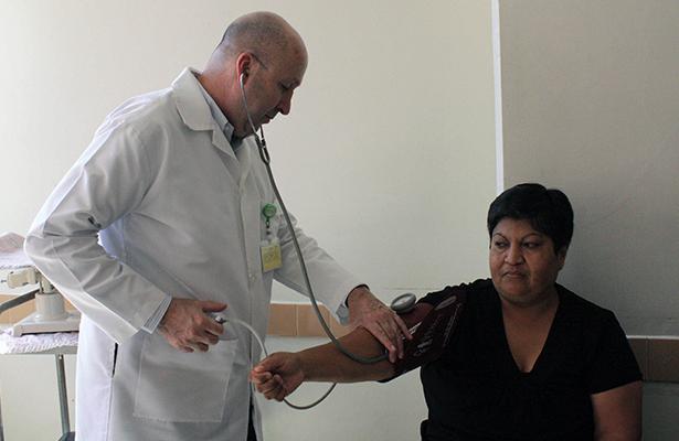 Médicos de Guerrero son víctimas de amenazas