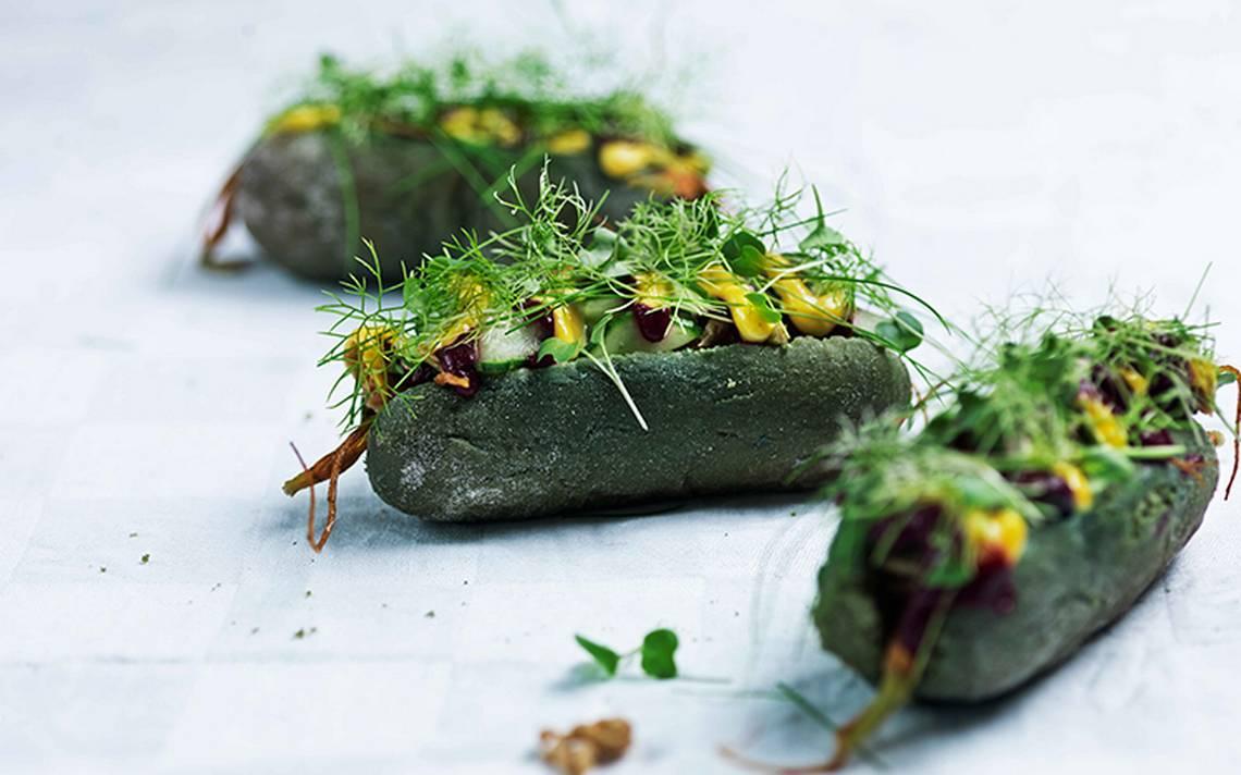 Comida rápida del mañana: hotdogs ¿de algas?