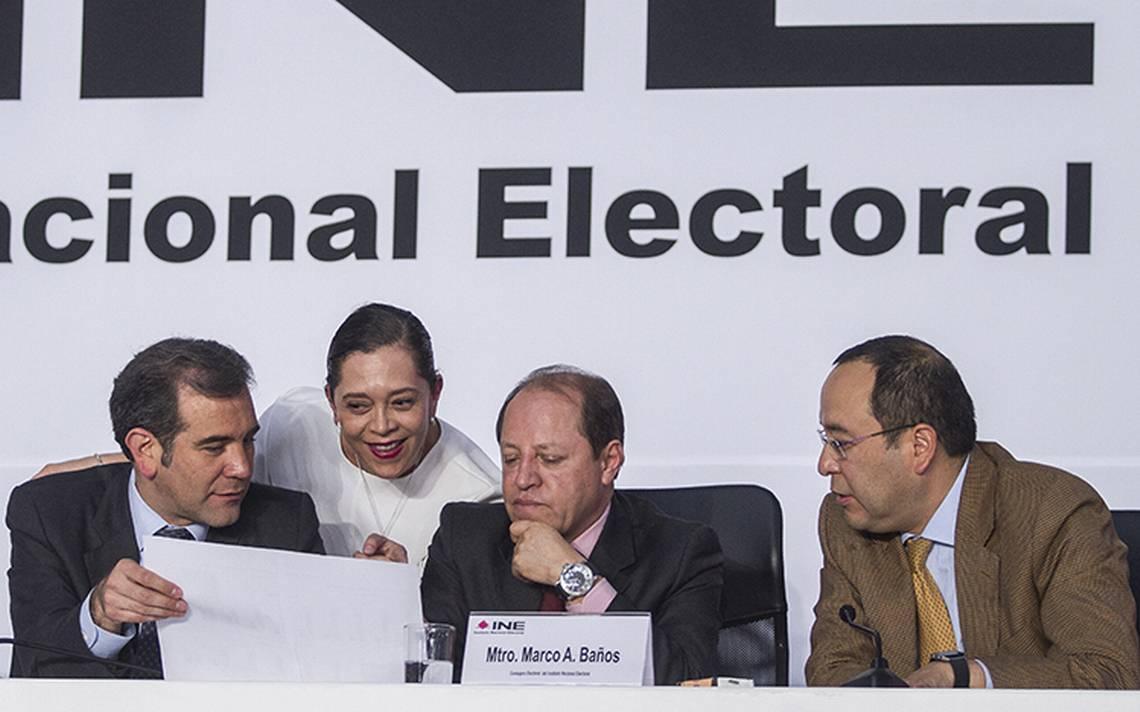 INE defiende sus sueldos ante plan de austeridad de AMLO
